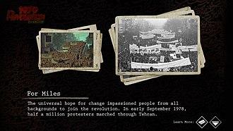 1979 Revolution: Black Friday - Image: 1979 Revolution screenshot 09