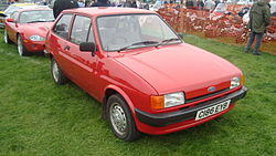 1985 Ford Fiesta Popular Plus 1.6 D (13918638317).jpg