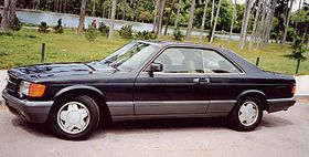 1986-1991 Mercedes-Benz 560 SEC (C126) coupe 01.jpg