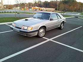 Fox body mustang 4 cylinder turbo