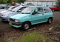 1988-1989 Mazda 121 (DA) Shades 3-door hatchback (5429721333).jpg