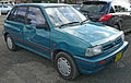1991-1994 Ford Festiva (WA) 5-door hatchback 01.jpg