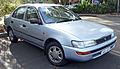 1996-1999 Toyota Corolla (AE101R) CSi sedan 02.jpg
