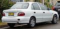 1997-2000 Hyundai Excel (X3) GLX sedan (2010-07-05) 02.jpg