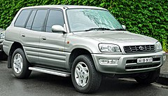 Toyota Rav4 Wikipedia Wolna Encyklopedia