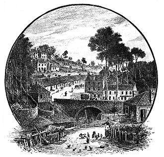 Colinton - Colinton in the 19th century