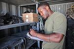 1st Battalion, 2nd Marine Regiment, supply Marines account for $117 million worth of gear 140709-M-JD595-0014.jpg