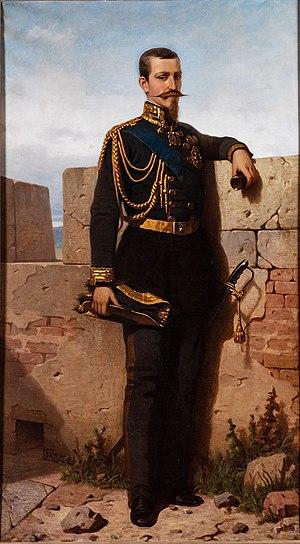 Prince Ferdinando, Duke of Genoa (1822–1855) - Image: 1st Duke of Genoa