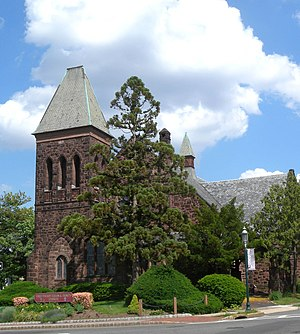 South Orange, New Jersey - First Presbyterian Church