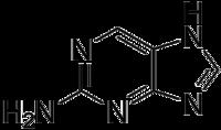 Strukturformel von Dihydrouracil