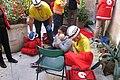 20. državno preverjanje ekip prve pomoči Civilne zaščite in Rdečega križa 06.JPG