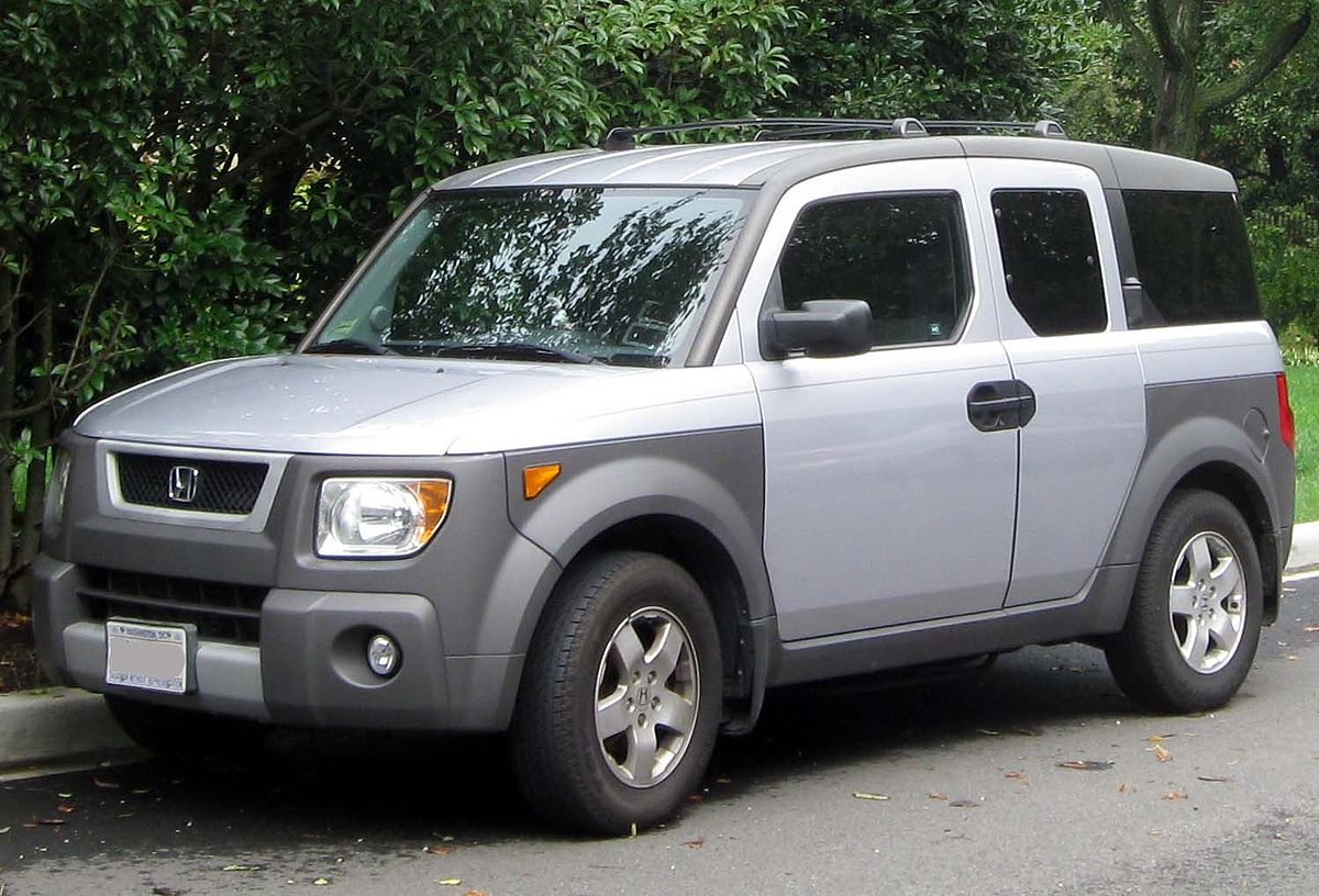 2016 Honda Element >> Honda Element Wikipedia