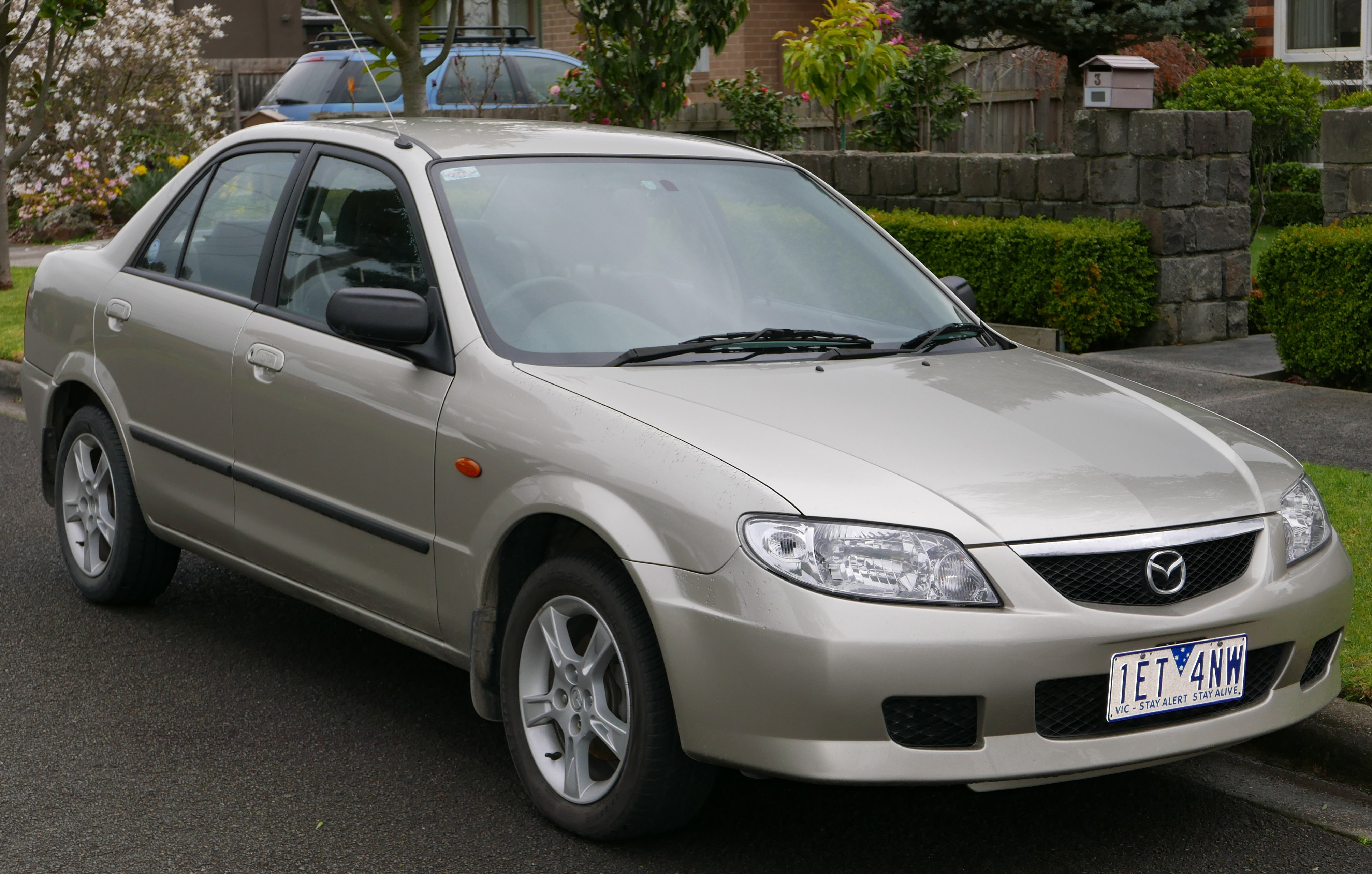 Mazda 323 - The complete information and online sale with