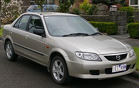 Mazda 323S (BJ)