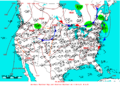 2006-06-30 Surface Weather Map NOAA.png