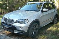 BMW X5 (E70) thumbnail