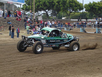 Off-road racing - 2007 Baja 500