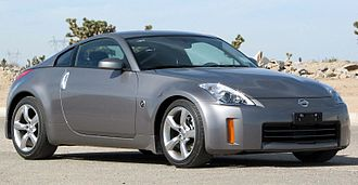 Nissan 350Z - Second facelift Nissan 350Z (US)