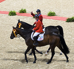 2008 Olympic equestrian jumping gold medalists.jpg