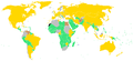 2008 Summer Olympics medal map.png