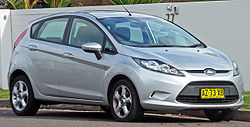2009-2010 Ford Fiesta (WS) Zetec 5-door hatchback 01.jpg