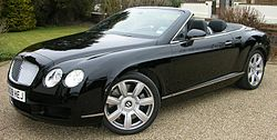 Bentley Continental GTC 2006-2010