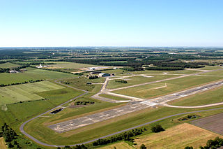 military airbase