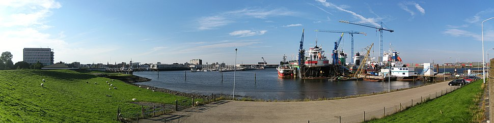 20120815 Haven Delfzijl Gn NL