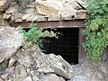2013-08-15 09 44 06 Abandoned mine shaft on the western slopes of the central Jarbidge Mountains.jpg