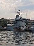 2013-08-29 Севастополь. Вспомогательное судно A512 Mosel ВМС Германии (9).JPG