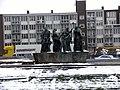 20130313 Koningsplein, War Memorial, Gemeenteflat 1.JPG