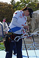 2013 FITA Archery World Cup - Women's individual compound - Semifinals - 01.jpg