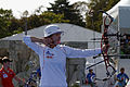 2013 FITA Archery World Cup - Women's individual compound - Semifinals - 23.jpg