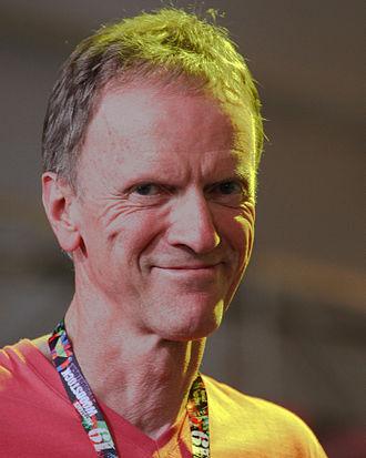 Jonh Ingham - Jonh Ingham in 2013 at Przystanek Woodstock.