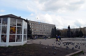 2014-04-14 Sloviansk city council - 1.jpg