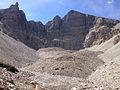 2014-09-15 11 44 49 View up the Glacier Trail towards Wheeler Peak in Great Basin National Park, Nevada.JPG