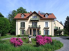 Ehemaliges Landhaus Putjatin, Zustand 2014 (Quelle: Wikimedia)