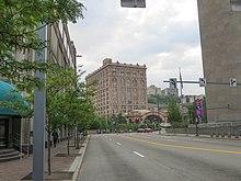 Liberty Avenue Pittsburgh Wikipedia