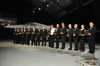 Collier Trophy - Presentation of the 2013 Collier Trophy