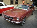 2014 Rolling Sculpture Car Show 41 (1966 Ford Mustang).jpg