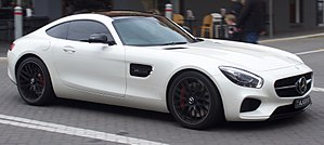 Mercedes-AMG GT - Image: 2015 2017 Mercedes AMG GT (C 190) S coupe (2017 07 15) 01