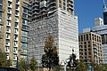 2015-Woolwich, Cannon Square tower blocks 01.jpg