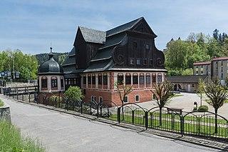 Museum of Papermaking in Duszniki-Zdrój