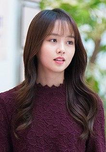 2016-10-15 Kim So-hyun 숲 fansign event.jpg