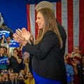 2016.02.09 Presidential Campaign New Hampshire USA 02803 (24571265649) (Bill and Chelsea).jpg