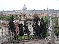 20160426 035 Roma - Basilica di San Pietro - View from Villa Borghese (26458363440).jpg