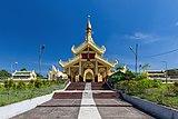2016 Rangun, Pagoda Maha Wizaya (11).jpg