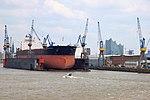 2017-06-05 CAPE MARIA im Dock bei Blohm und Voss, Hamburg (459).jpg