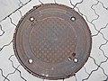 2017-11-16 (324) Manhole cover at Bahnhof Gerasdorf.jpg