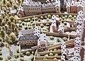 20171017 Maquette van Maastricht (kopie), Cellebroedersklooster (cropped).jpg